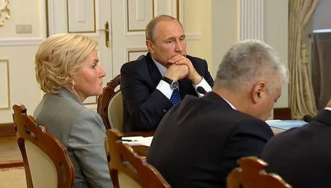 """Путин не възнамерява да легализира """"леките"""" наркотици"""