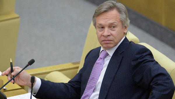 Пушков: Европа ще се превърне във филиал на икономиката на САЩ, ако подпише ТПТИ