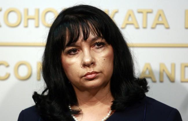 Петкова на19-я Петербургски икономически форум