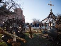 Националисти в Украйна са превзели 23 храма на Московската патриаршия