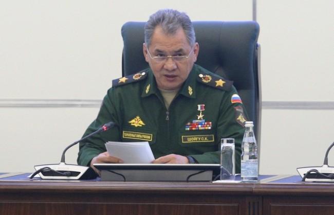 Шойгу призова армията да се готви за негативен сценарий