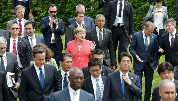 Британски журналист за Г-7: Срещат се само заради груповата снимка
