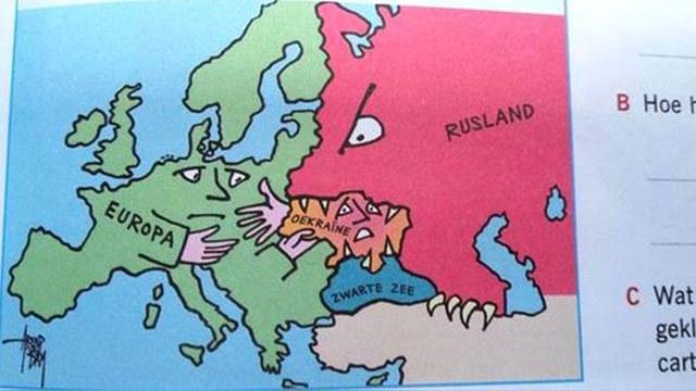 """Учениците в Холандия учат за """"злата"""" и """"несвободна"""" Русия"""