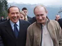 Медии: Путин и Берлускони са почивали заедно в Горен Алтай