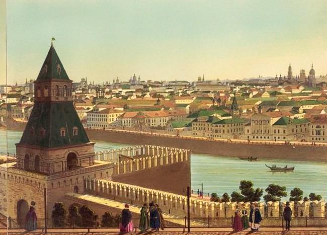 10 изгубени паметника в Кремъл