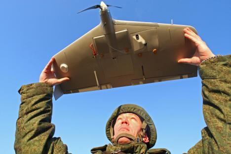 Русия избра основния безпилотен самолет за въоръжените си сили