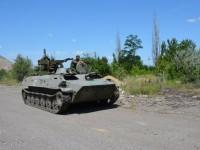 ДНР изтегля военната техника в още три направления