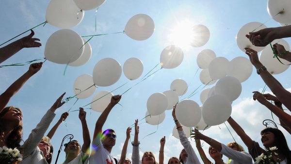 В Русия празнуват Деня на семейството, любовта и верността
