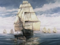 Присъствието на кораби на руската флота в несебърския залив под командването на адмирал Грейг имало решаващо значение за освобождението на града на 24 юли 1829
