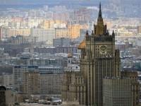 Руското външно министерство обеща да не остави без отговор изгонването на дипломата от Одеса