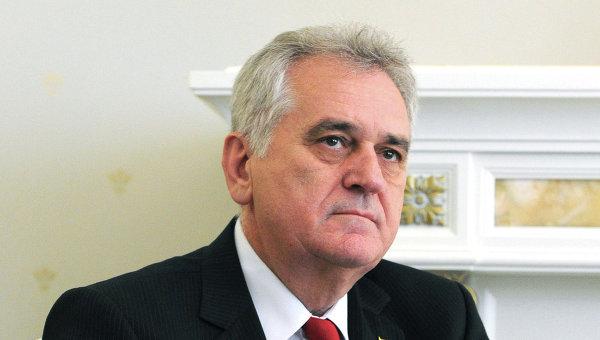 Николич: Русия доказа, че е верен и честен приятел