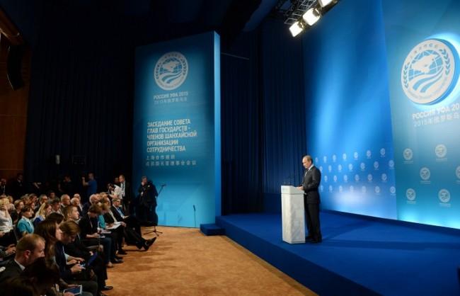Путин обобщи резултатите от срещите на върха на БРИКС и ШОС в Уфа