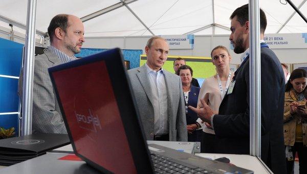Путин обеща да зарадва конкурентите на Русия с военни разработки