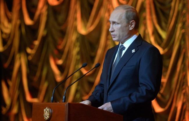 Путин: Евразийското пространство за Русия – дом, където трябва да цари спокойствие и доволство