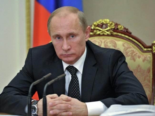 Путин е изразил съболезнованията си на краля на Саудитска Арабия