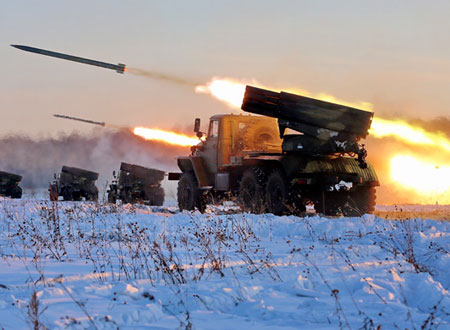 """""""Торнадо-Г"""": Чудовищна мощ за руската гвардия"""