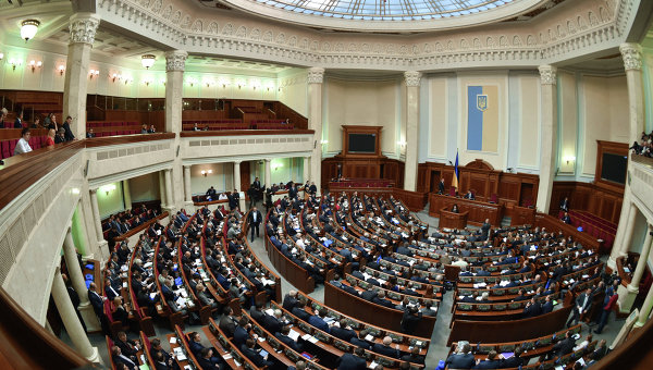 Украински депутати предлагат разтрогване на договора с РФ за Азовско море