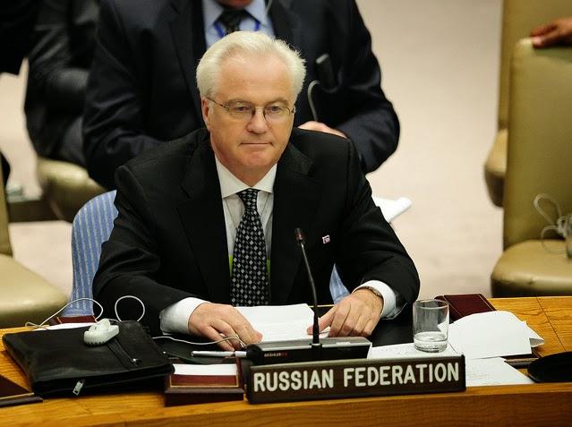 Чуркин: СС на ООН се опитва да съедини подходите на Малайзия и Русия за катастрофата на Boeing-а