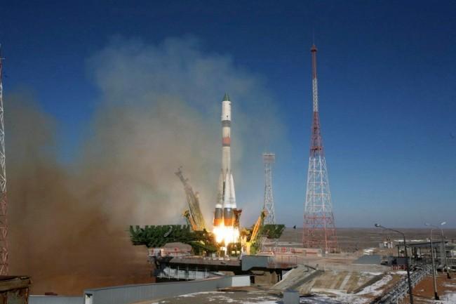 """Товарният кораб """"Прогрес"""" бе успешно изведен в орбита"""