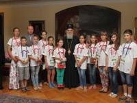 """""""Школа на дружбата"""" за поредна година събра на едно място деца от братските православни народи"""