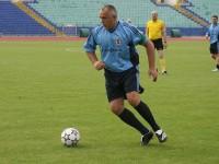 В Русия наредиха Борисов до Меси и Роналдо