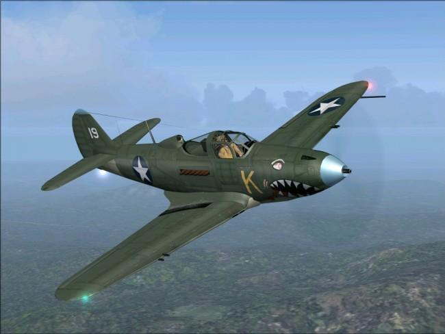 Американски самолети от Втората световна война прелитат над Русия