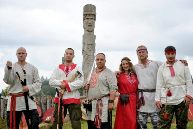 Как възраждат славянските традиции в Русия
