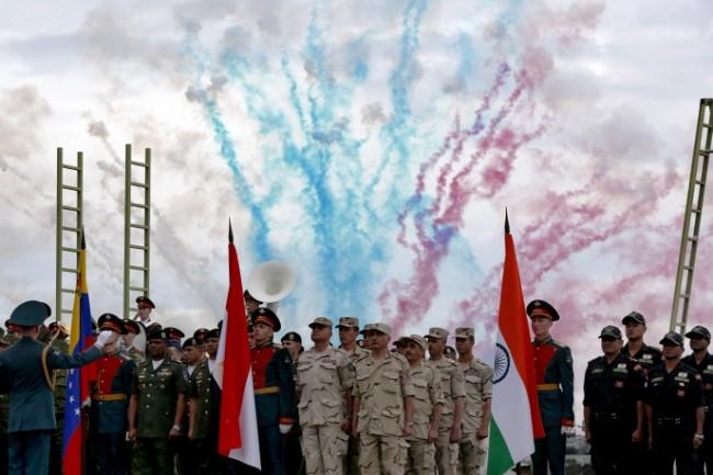 """Започна конкурсът """"Авиадартс"""" на Армейските международни игри в Русия"""