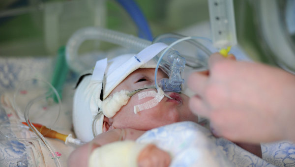 Детската смъртност в Русия е намаляла с 13,2 % през последното шестмесечие