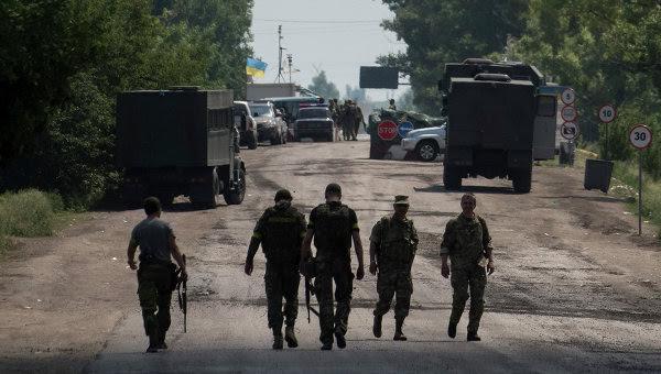 Киевската хунта подсилва групировката в Донбас с артилерийски подразделения