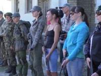 В Киев подготвят жените за война