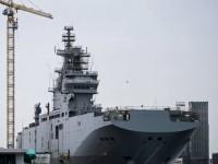 """Източник: ВМФ на РФ ще може да използва оборудването на """"Мистрал"""" за свои кораби"""