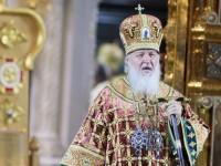 Патриарх Кирил: Вярващият човек е свободен и трудно може да бъде манипулиран