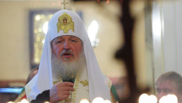 Патриарх Кирил: Правилните ценности у децата – ключът към независимостта на Русия