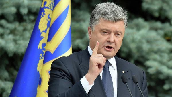Порошенко бълнува военен поход към Москва