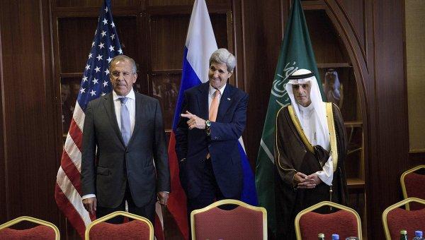 Русия, САЩ и Саудитска Арабия не успяха да се договорят по Сирия