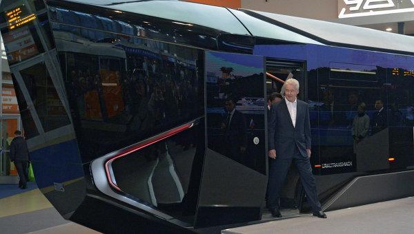 """Welt: Новият руски трамвай – """"батмобил"""" ще изпревари конкурентите си на Запад"""