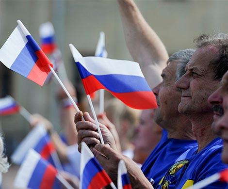 Руснаците определят президента като основна гордост на страната