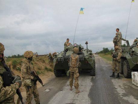 САЩ ще финансират украинската армия с над 500 млн. долара