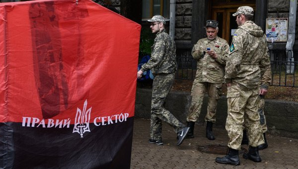 """National Interest: """"Десен сектор"""" заплашва не само Киев, но и авторитета на САЩ"""