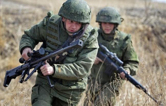В Русия започнаха учения в шест региона с участието на 6 хил. военни