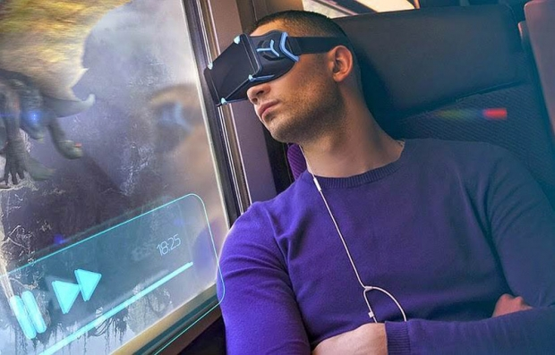 Започнаха продажбите на руския шлем за виртуална реалност Fibrum Pro
