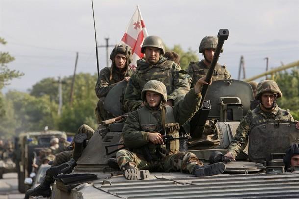 Кавказ пали вражда между Русия и Запада