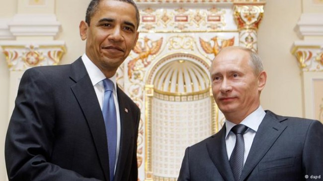 Путин и Обама готови за среща