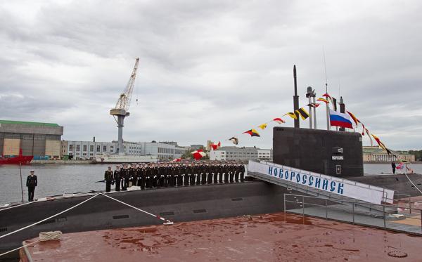 Русия праща нова подводница в Черно море