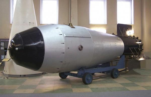 """""""Цар-бомба"""" ще покажат в Москва"""