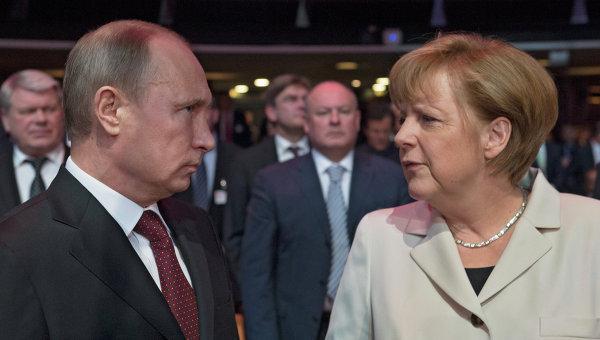 Възможна е среща Меркел-Путин за Украйна