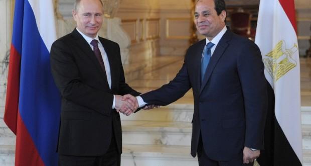Кайро иска да се бори срещу тероризма заедно с Русия
