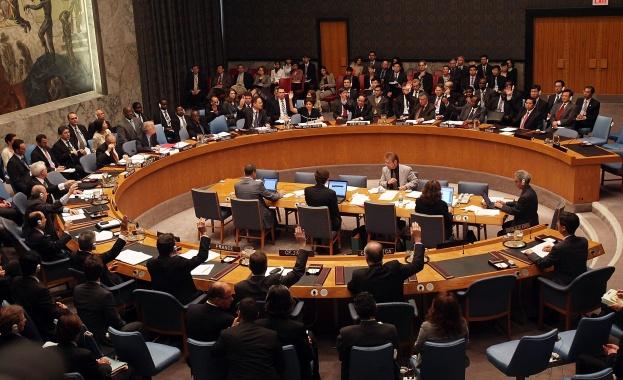 ООН прие единодушно декларация за Сирия