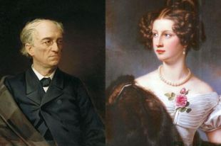 Историята на любовта на  Фьодор Тютчев и Амалия фон Крюденер
